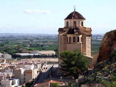 Iglesia San Roque, Callosa de Segura