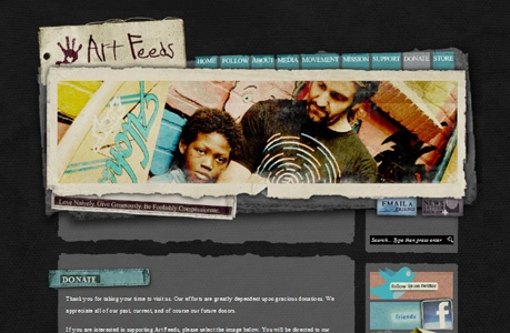 This site has an amazing Web Portfolio.