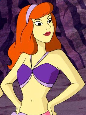 Famous cartoon characters in bikinis pretty