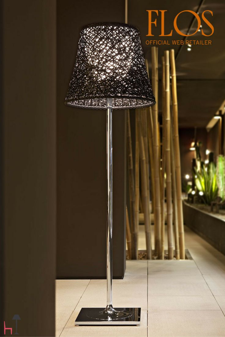 Outdoor floor lamp by evergreen - Ktribe F3 Outdoor Floor Lamp