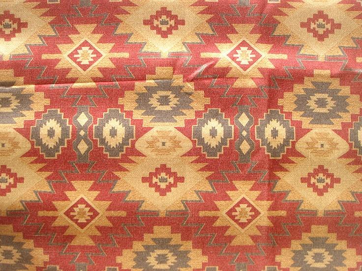 8 Best Images About Southwestern Fabrics On Pinterest