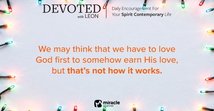 December 25 - The Ultimate Act of Love #MiracleChannel #Devoted #December