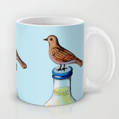 Is Mine! Mug by Chicca Besso - $15.00