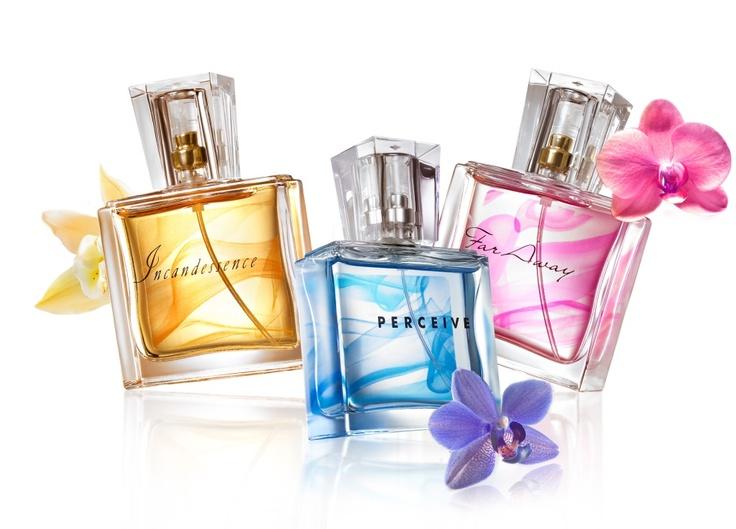 3 arome florale, 3 povesti despre feminitate. Incandessence, Perceive si Far Away