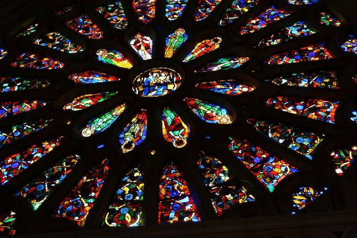 Catedral de Leon Vidriera
