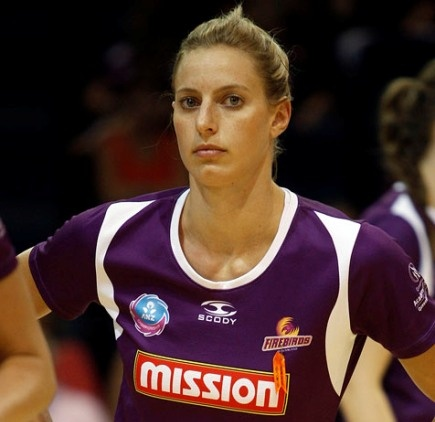 Geitz declares no room for error by Firebirds - MISSION Queensland Firebirds captain Laura Geitz declares her side can't afford any more slip ups if they want to be part of the ANZ Championship finals this season.