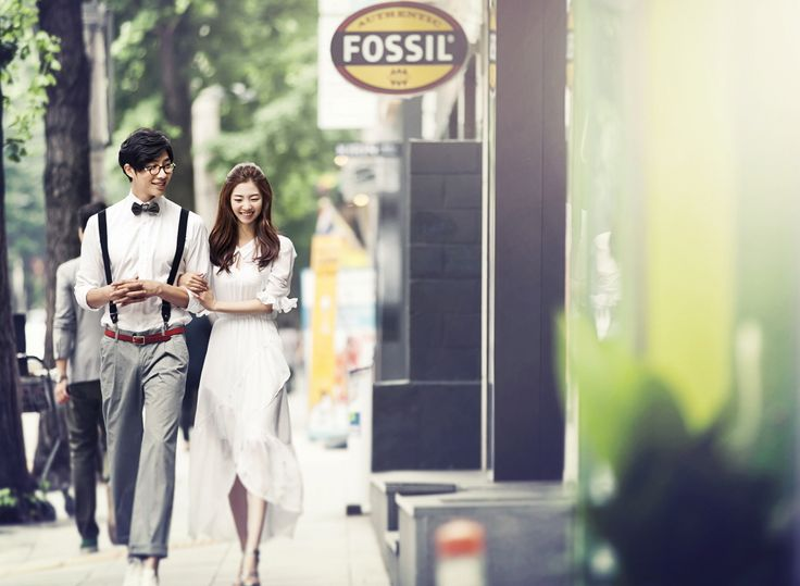 Korea Pre-Wedding Studio Photography by May Studio on OneThreeOneFour 3