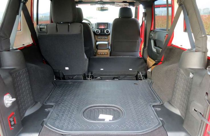 Jeep Wrangler With No Back Seats Google Search Jeeps
