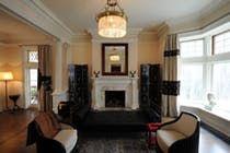 Tuxedo Park Reception Room  Gallery  TraditionalNeoclassical  Transitional by de la Torre design studio llc