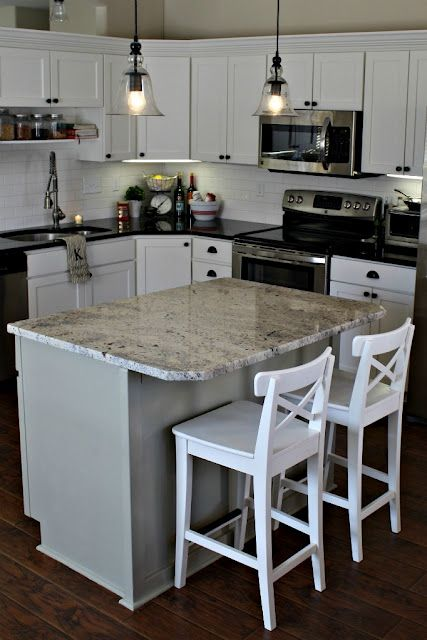 Amazing (low Budget) Kitchen Remodel From B In Real Life.