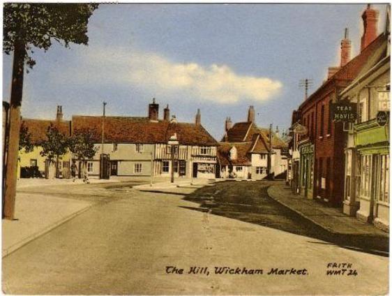 Wickham Market, Suffolk