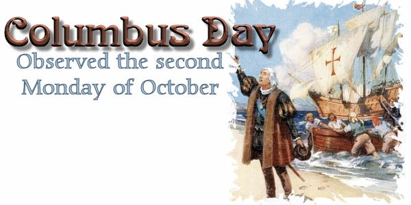 Songs for Columbus day