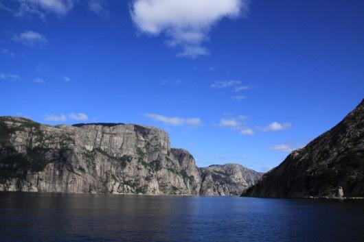Traumhaftes Fjord-Norwegen.