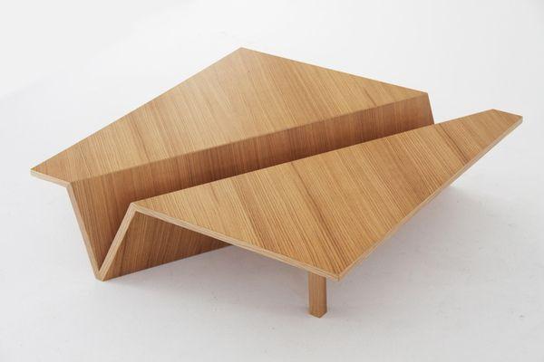 "Table ""ORIGAMI"" | Designer: Svyatoslav Boyarincev: Coffee Tables, Origami Design, Fabulous Furniture, Origami Tables, Origami Furniture, Tables Origami, Memorial Tables, Furniture Design, Svyatoslav Boyarincev"