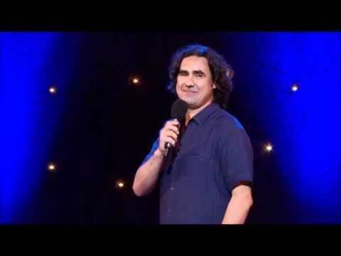 Micky Flanagan - Demise of fingering Out Out tour