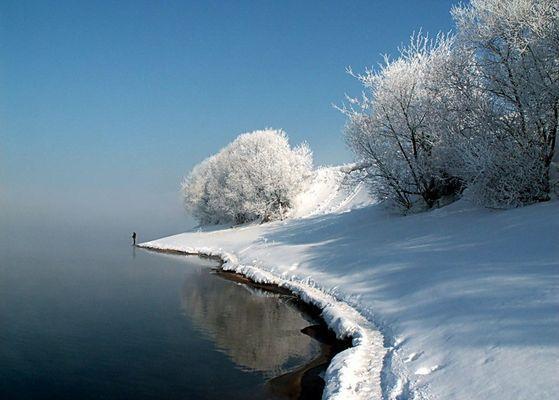 Фото: Зимняя красота со всего света (Фото)