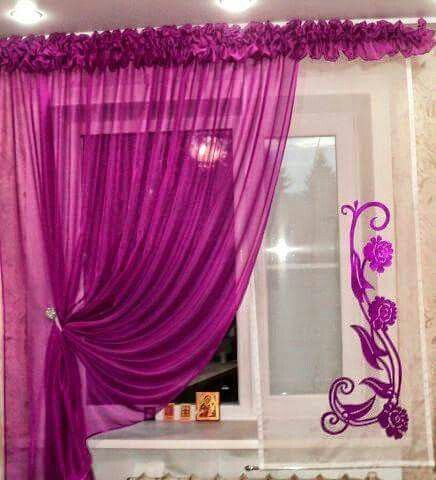 22 best CURTAINS images on Pinterest | Curtain ideas, Curtain ...