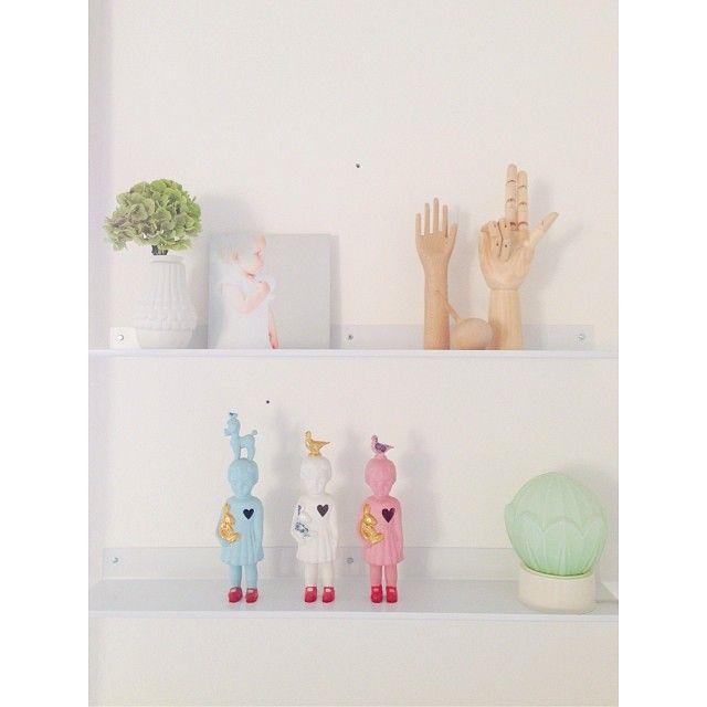 Lammers en Lammers porcelain Clonette dolls / pastels