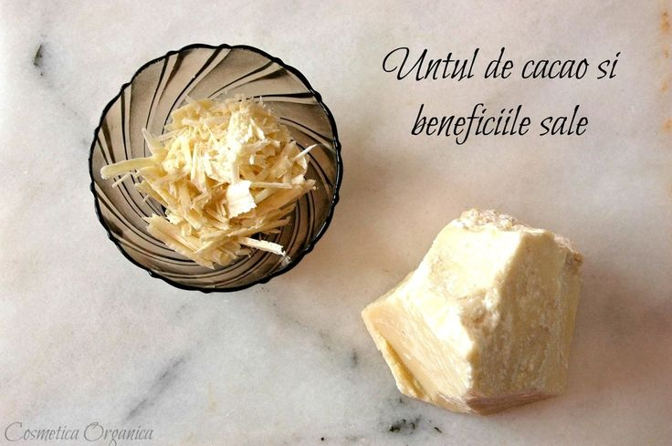 Cocoa butter and its benefits