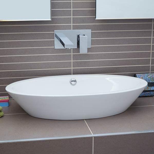 Small Counter Top Basins : Atlantis Countertop Basin Countertop Basins Better Bathrooms
