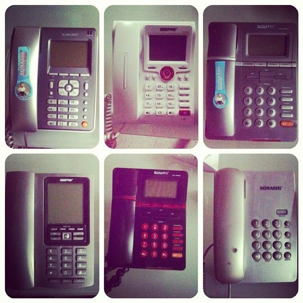 For Sale Mix Telephone Office Price 3 Bd Qty 22 للبيع تلفون مكتب انواع مختلفة السعر 3 Bd الكمية 22 Tel 3377005 Office Phone Landline Phone Phone