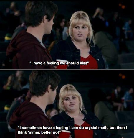 Hahaha gotta love Fat Amy
