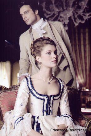 Vittoria Puccini 7 (con Alessandro Preziosi in Elisa di Rivombrosa)