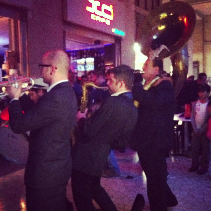 La musica è ovunque per le strade di Torino #lamiatorino