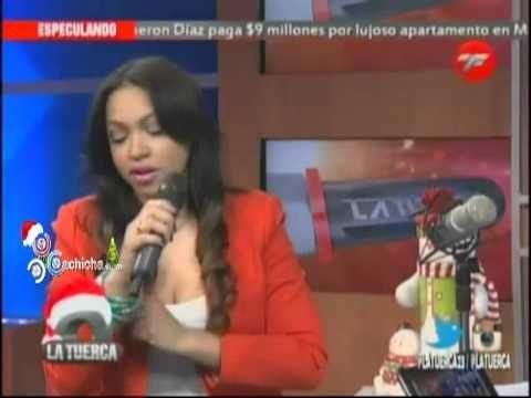 Juliana Oneal dice que se dejo de su ex-novio por celoso @RoberSanchez01 #Video - Cachicha.com