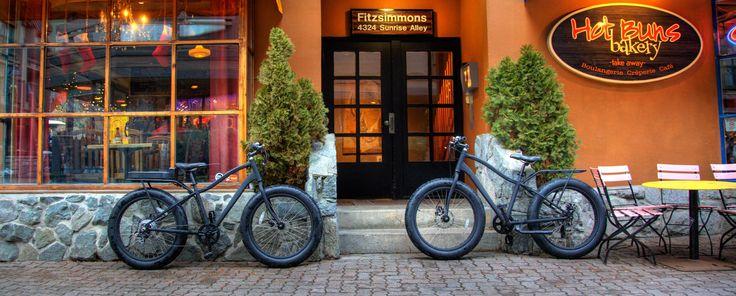 Fat bike, all terrain bike, electric bikes, fatbikes, electric fat bike --> https://www.surface604.com/fat-bikes-electric-bikes-perfect-marriage/