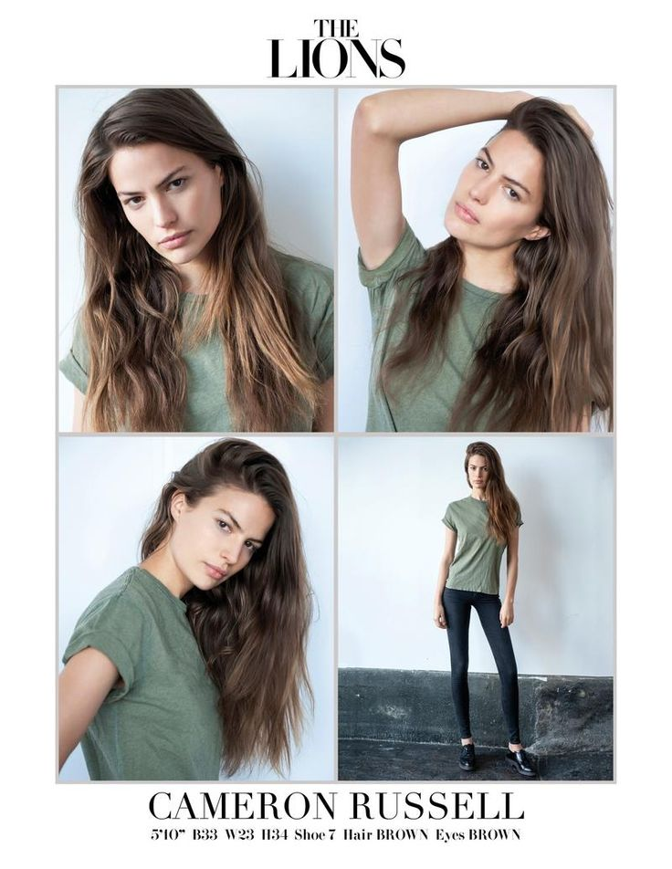 Cameron Russell - Page 32 - the Fashion Spot