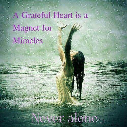Dankbaar hart