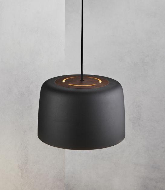 scandinavian lighting fixtures. Vision Ø31 Black Pendant At Billingtonbrown.co.uk Scandinavian Lighting Fixtures