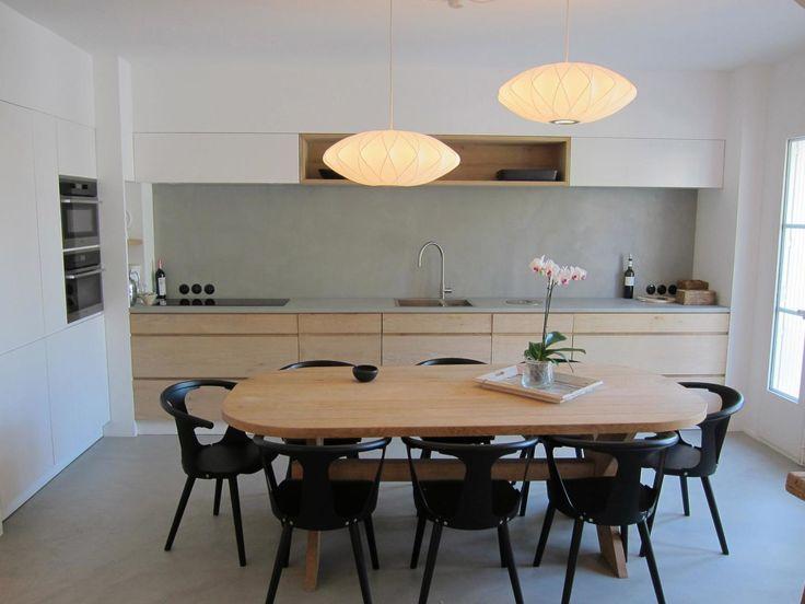Les Meilleures Idées De La Catégorie Marius Aurenti Sur - Beton cire sur carrelage cuisine pour idees de deco de cuisine