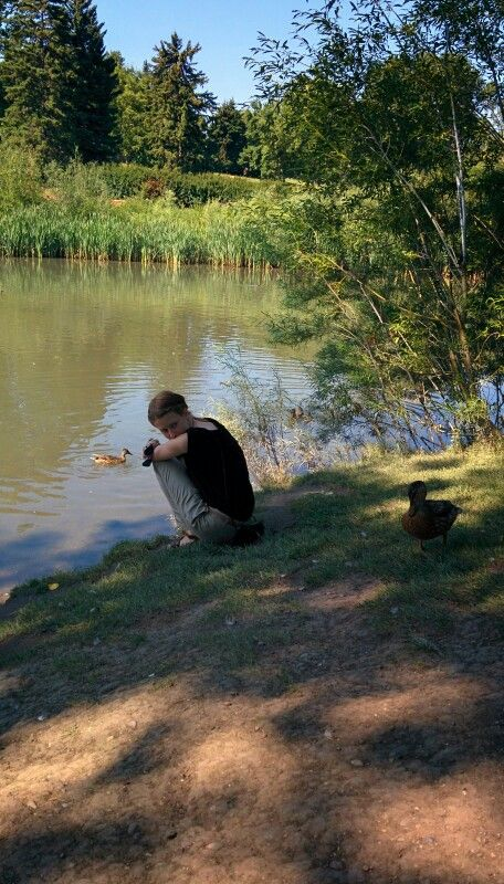 Duck moment