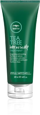tea tree treatment for dandruff and dry scalp