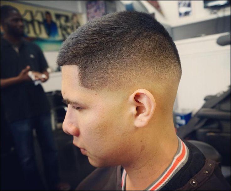 Modern Army Haircut
