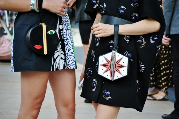 : Diy Inspiration, Dress, Imaginary Bags, Street Styles, Bag Stalking, Accessories