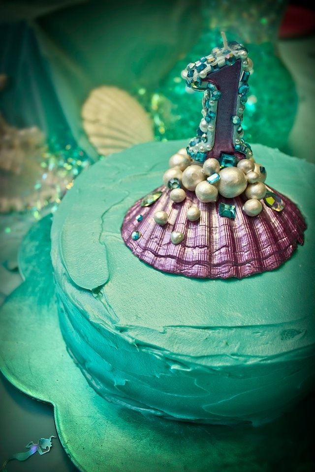 39 Best Images About Mermaid Birthday Party Ideas On