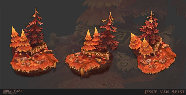 LOWPOLY (sub 1000~ triangle models) - Page 476 - Polycount Forum