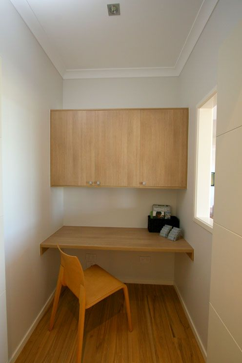A great little study space to keep you focused on the task at hand.