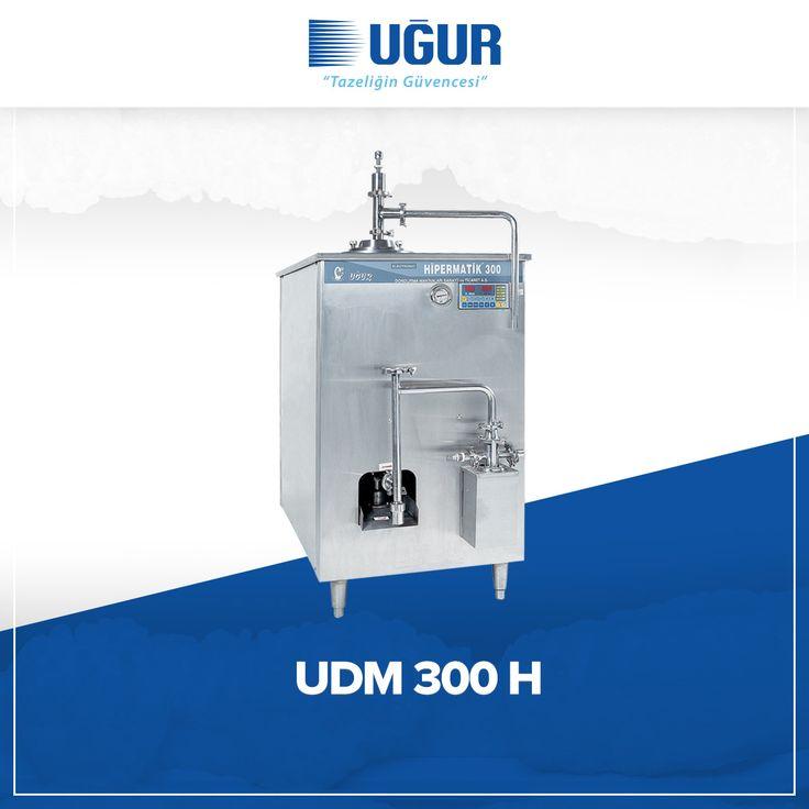 UDM 300 H birçok özelliğe sahip. Bunlar;  piston pompa ile sürekli dondurma üretimi,son derece esnek üretim çıkışı, yüksek çalışma,karıştırıcıda ve kazanda oluşacak buzlanmayı önleyen otomatik defrost sistemi,korozyonu önleyen paslanmaz çelik parçalar,dondurmanın sertliğine göre kompresörün durma ve çalışmasını otomatik olarak kontrol eden dijital ampermetre,dondurmayı istenilen kıvamda üreten yüksek performans,otomatik üretim hattına bağlanabilme. #uğur #uğursoğutma