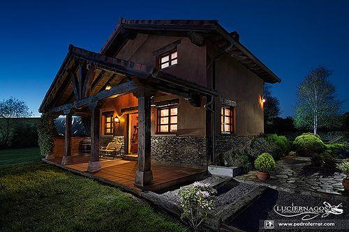 38 best casas rurales fachadas images on pinterest - Casas rurales portugal ...