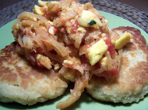 Saltfish and Ackee