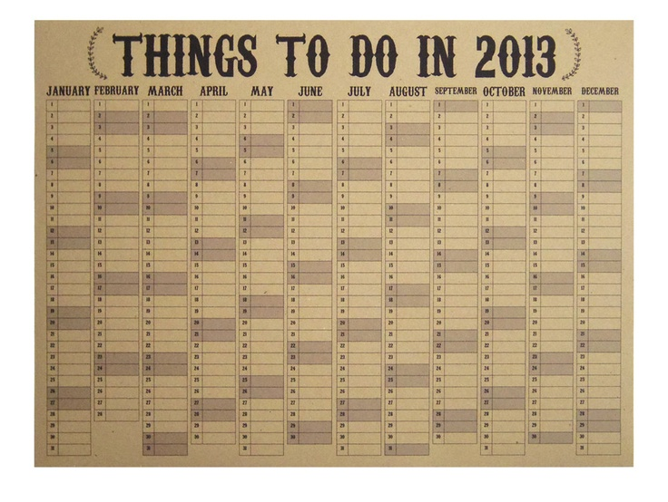 8 best Calendars images on Pinterest | Wall calendars, Chalkboard ...
