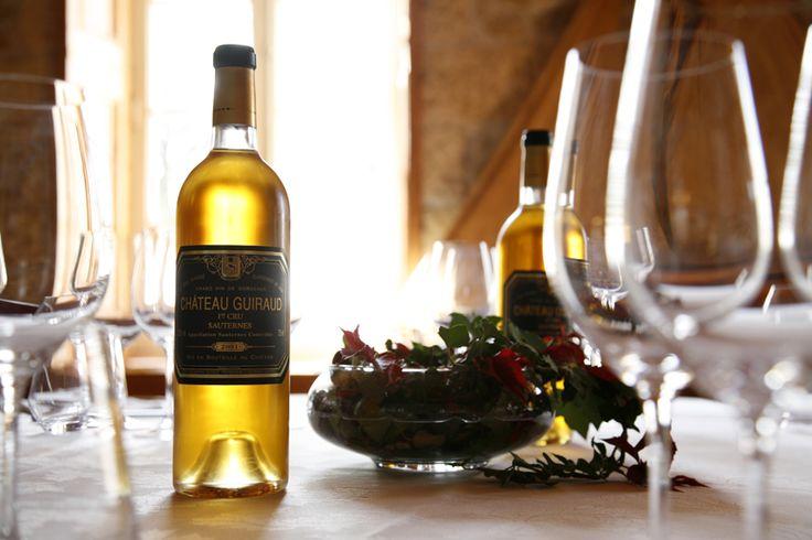 Venez découvrir les vins du Château Guiraud en réservant votre visite sur Wine Tour Booking