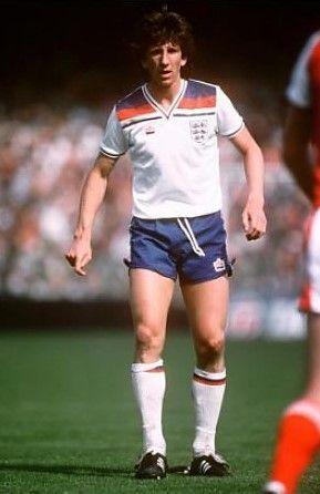 Paul Mariner England 1980