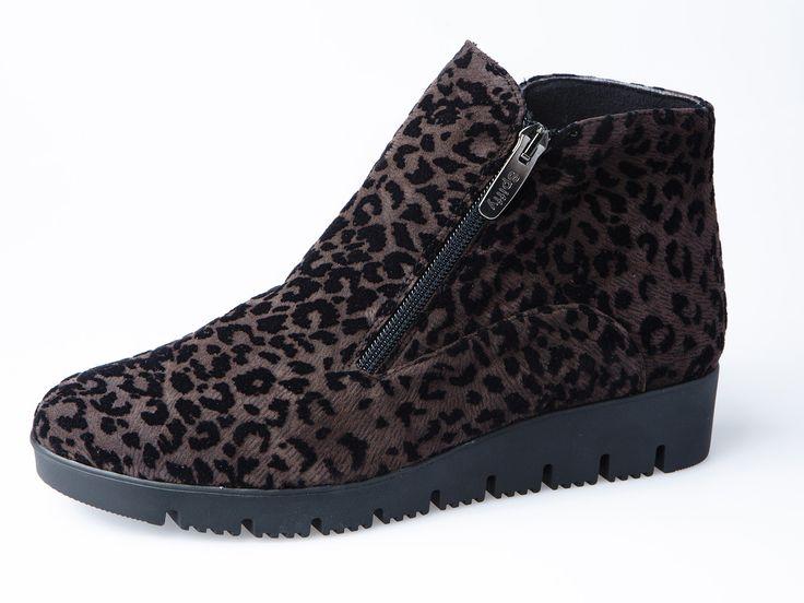 BOTÍN CREMALLERA | Spiffy - Zapatos de señora muy cómodos.  #spiffy #hechoenespaña #madeinspain #calzado