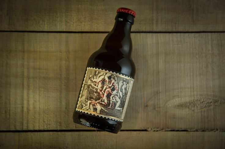 69 Spicy Craft Beer on Packaging of the World - Creative Package Design Gallery