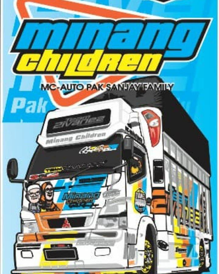 Pin Di Mf Anti gosip wallpaper truck mbois